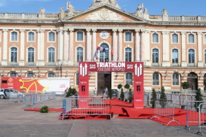 Triathlon - Toulouse, France